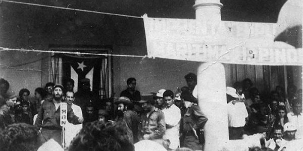 Fidel Ayuntamiento Nueva Gerona