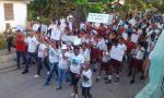 Desfile en Chacón