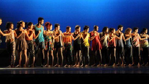 La Compañía Acosta Danza se presentará próximamente en Rusia. Foto: Tomada de Nación y Emigración.