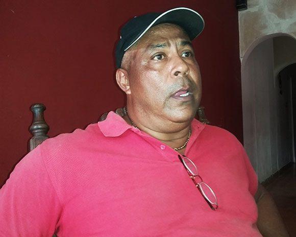 Guillermo Carmona. Foto: Katheryn Felipe/Cubadebate