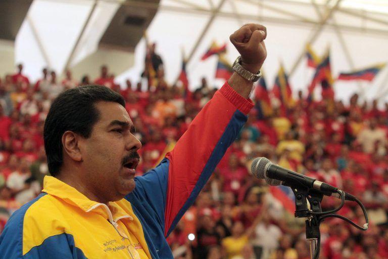 Nicolás Maduro. Foto: EFE (Archivo).
