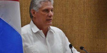 Cuba, Ecuador, Lenín Moreno Garcés, Miguel Díaz-Canel, Política