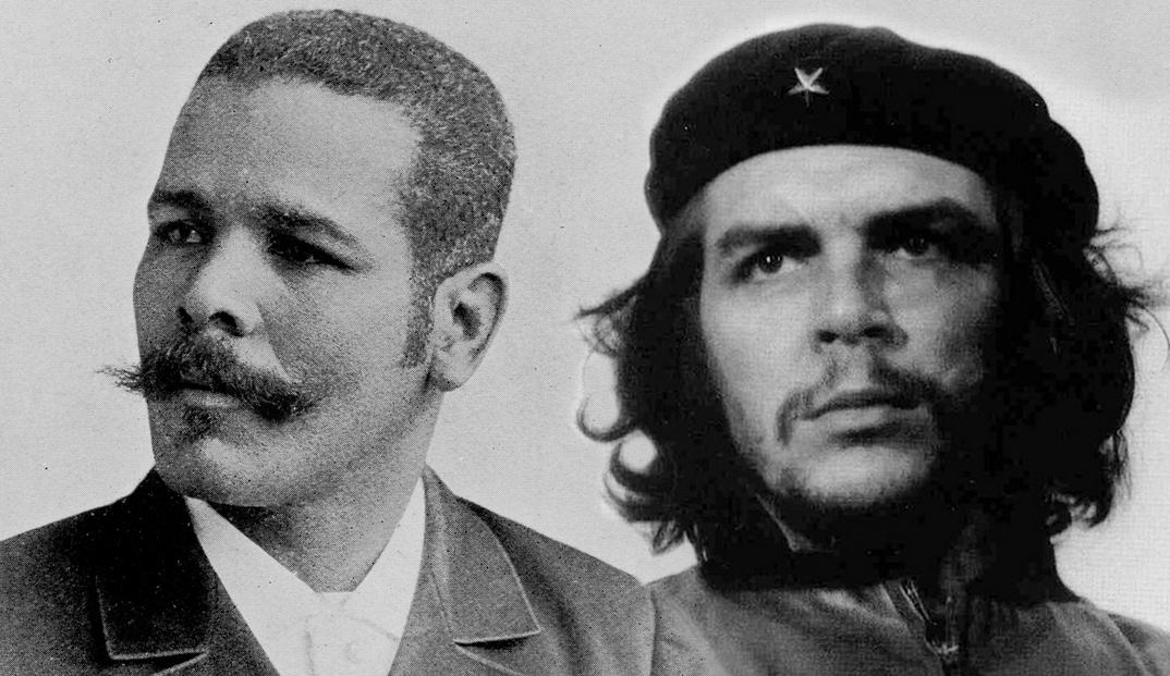 Homenaje de nuevas generaciones de camagüeyanos a Maceo y Che