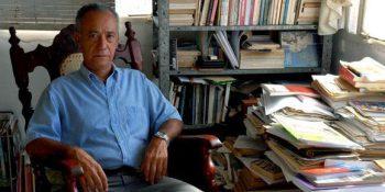 También obtuvo el premio de ensayo de Casa de las Américas en 1989. Foto: Emilio Herrera/ PL.
