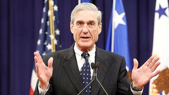 Robert Mueller, fiscal o consejero especial de Estados Unidos, estaría investigando a Donald Trump. Foto: Jonathan Ernst/ Reuters.