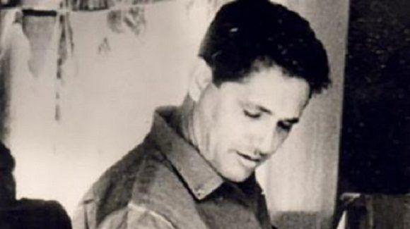 Le apodaron Pinares, como su tierra natal, le confiaron la única ametralladora calibre 30 del grupo y escucharon sus historias de gallos finos de Vueltabajo, campeones de todas las lides. Foto: Archivo de Guerrillero.