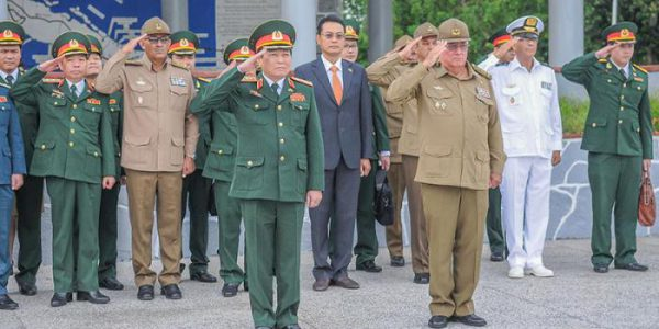 Cuba y Vietnam son pueblos hermanos