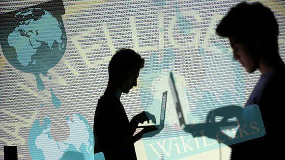 WikiLeaks relevó información sobre sobre el arsenal cibernético de la CIA. Imagen: Reuters/ RT.