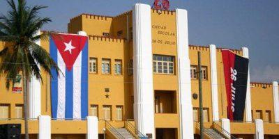 El Cuartel Moncada, Santiago de Cuba. Foto: Daylén Vega/ Cubadebate.