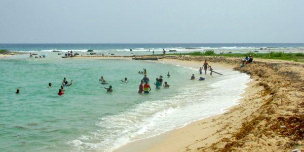 GUANAL-: La belleza de la playa