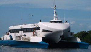 Catamarán Iris. Isla de la Juventud