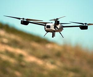 Los drones pueden ser utilizados para diversos fines. Foto tomada de Wondershare Filmora.