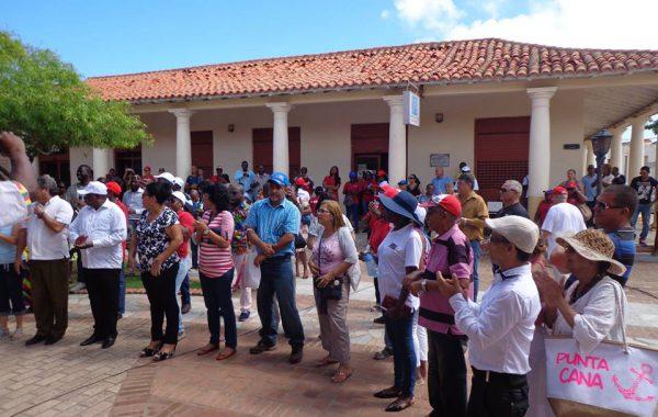 Aniversario 40 escuelas internacionalistas Isla 4