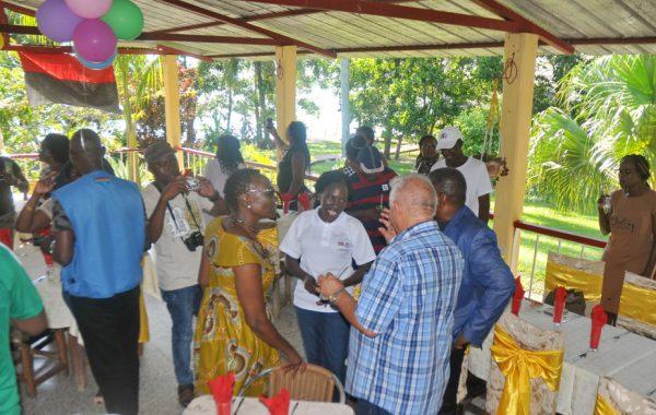 Delegaciones africanas 40 aniv FOTO 2