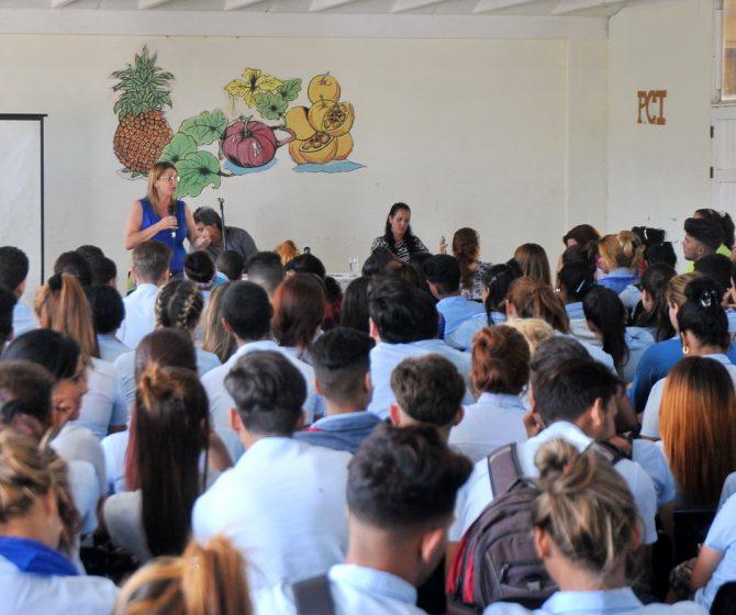 Intercambio Diputados estudiantes preuniversitarios 4