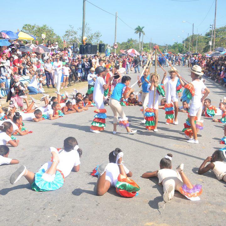 Carnavales Infantiles Gerona FOTO 2 sáb 17-3-18