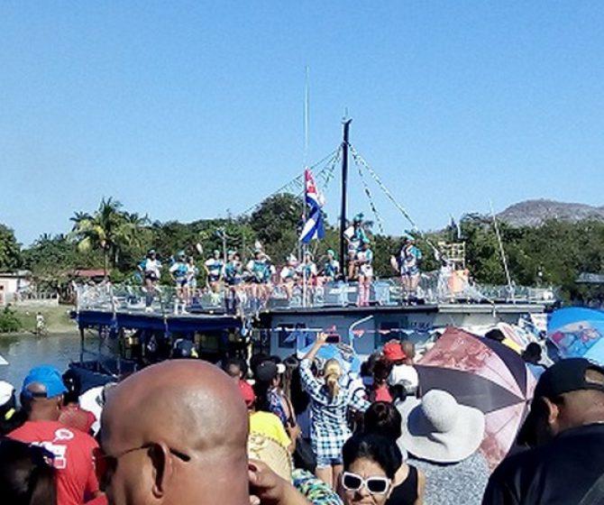 carnaval acuatico 2