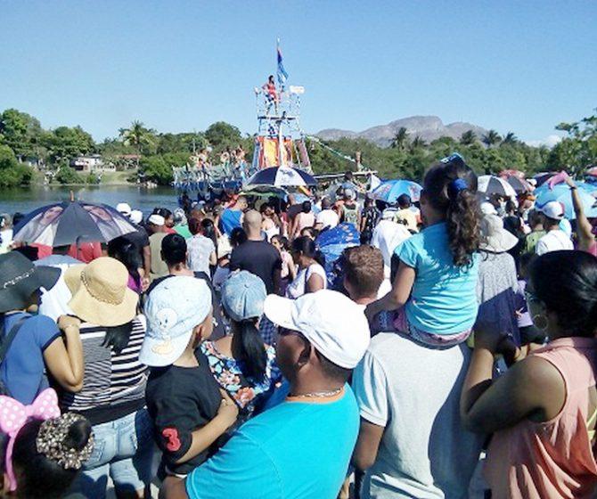 carnaval acuatico