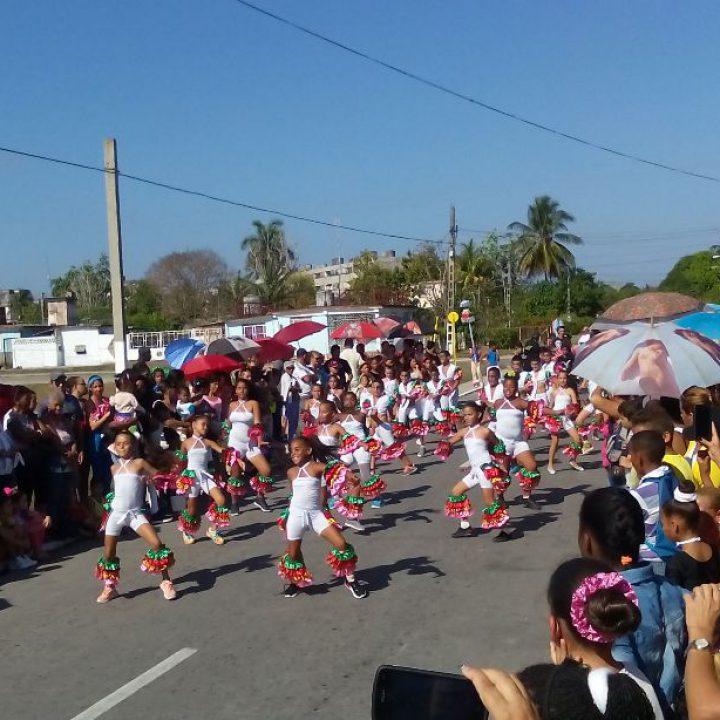carnaval infantil demajagua 2