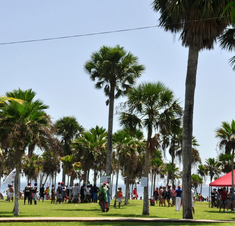 INAUGURACIÓN VERANO Foto 1.- ¡A disfrutar Cuba, a disfrutar mi Isla!
