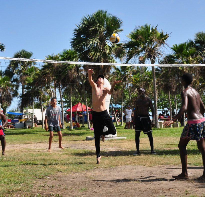 INAUGURACIÓN VERANO Foto 5.- La cultura, salud y el deporte adornaron la jornada de inauguración de verano