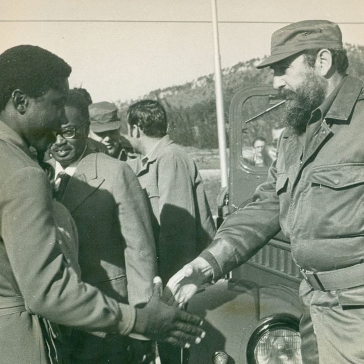 Pensamiento de Fidel 6 -1985
