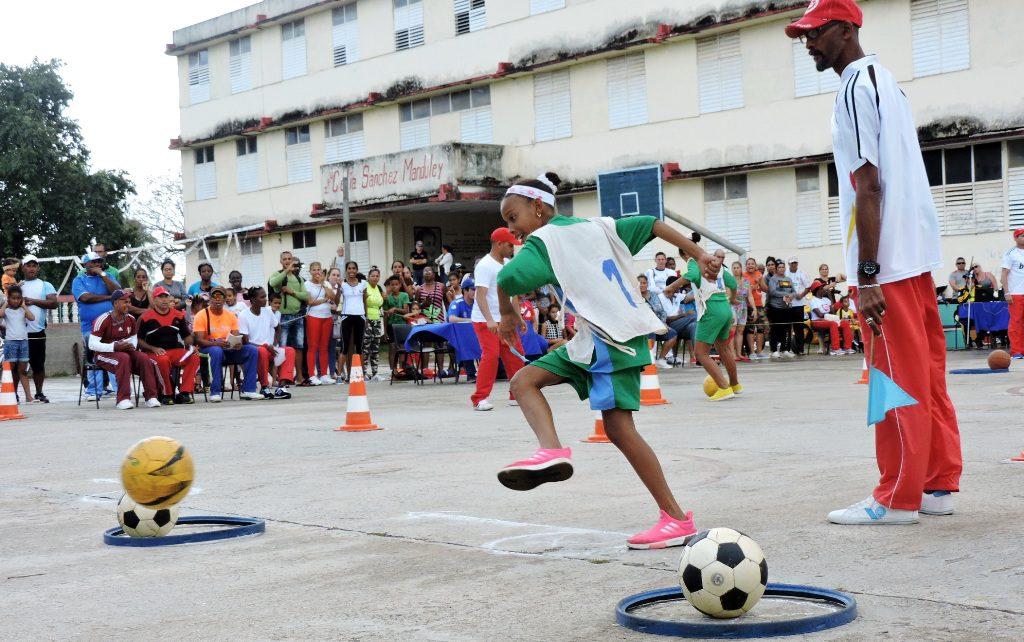 Permanecerán abiertas escuelas camagüeyanas durante el verano con atractivas propuestas recreativas