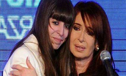 Former Argentine president returns to Cuba to visit her sick daughter
