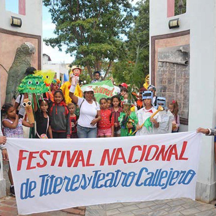 Festival Nacional de Titeres y Teatro callejero_Fotos_Yesmanis Vega Ávalos_01