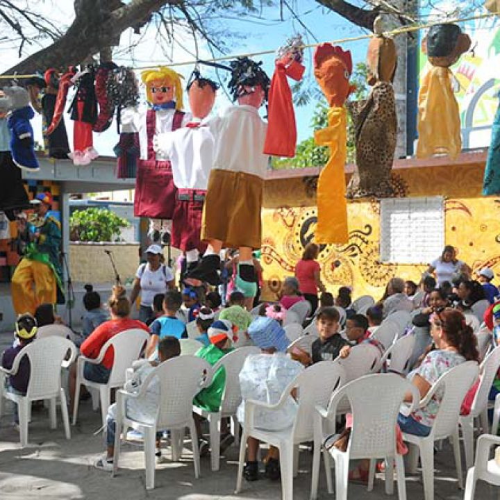 Festival Nacional de Titeres y Teatro callejero_Fotos_Yesmanis Vega Ávalos_19