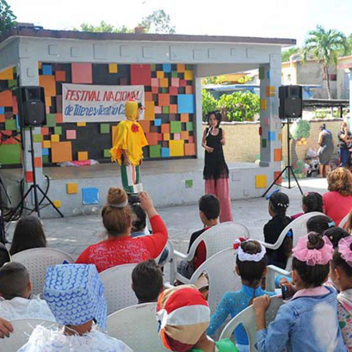 Festival Nacional de Titeres y Teatro callejero_Fotos_Yesmanis Vega Ávalos_33