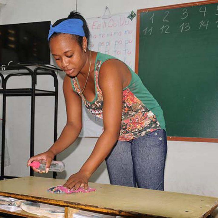 EDUCACIÓN COVID-19- Foto 1 Yesmani