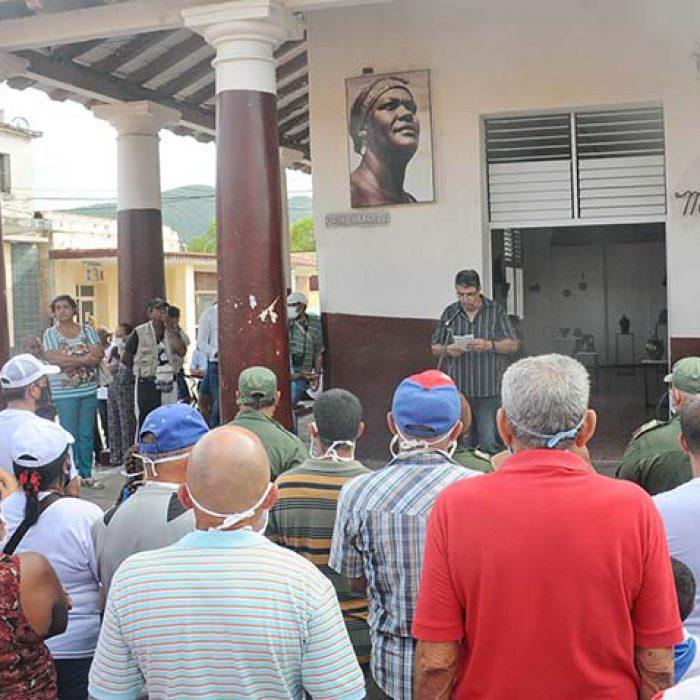 Aniversario 67 del asalto al cuartel Moncada y Carlos Manuel de Céspedes.Foto Yoandris Delgado Matos (3)