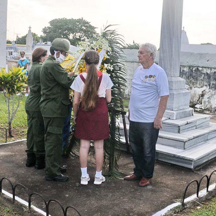 Aniversario 67 del asalto al cuartel Moncada y Carlos Manuel de Céspedes.Foto Yoandris Delgado Matos (5)