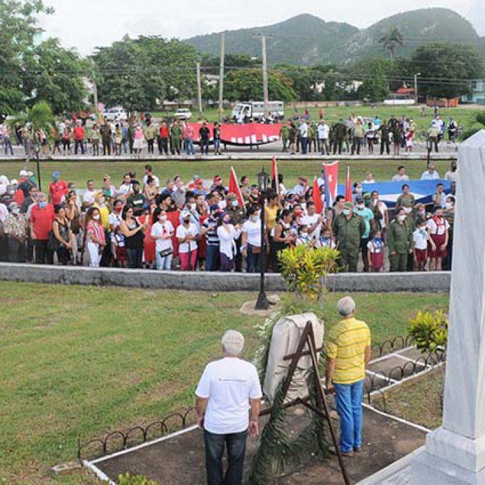 Aniversario 67 del asalto al cuartel Moncada y Carlos Manuel de Céspedes.Foto Yoandris Delgado Matos (6)