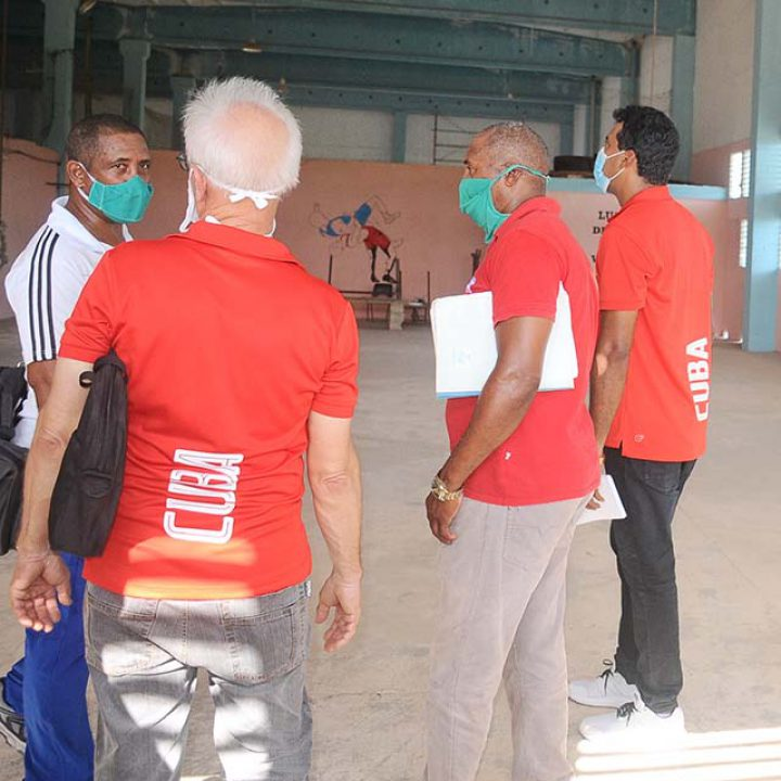 Visita a las intalaciones deportivas Viceprecidente 1ro del Inder.Foto Yoandris Delgado Matos (8)