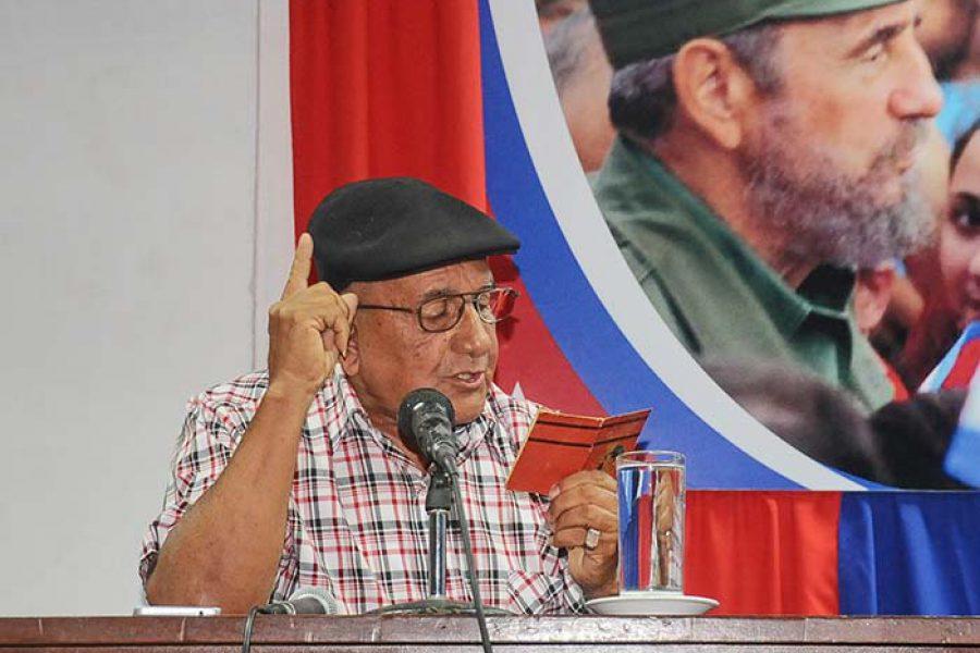 Encuentro e intercambio de la UJC con la generación del 60.Foto Yoandris Delgado Matos (1)