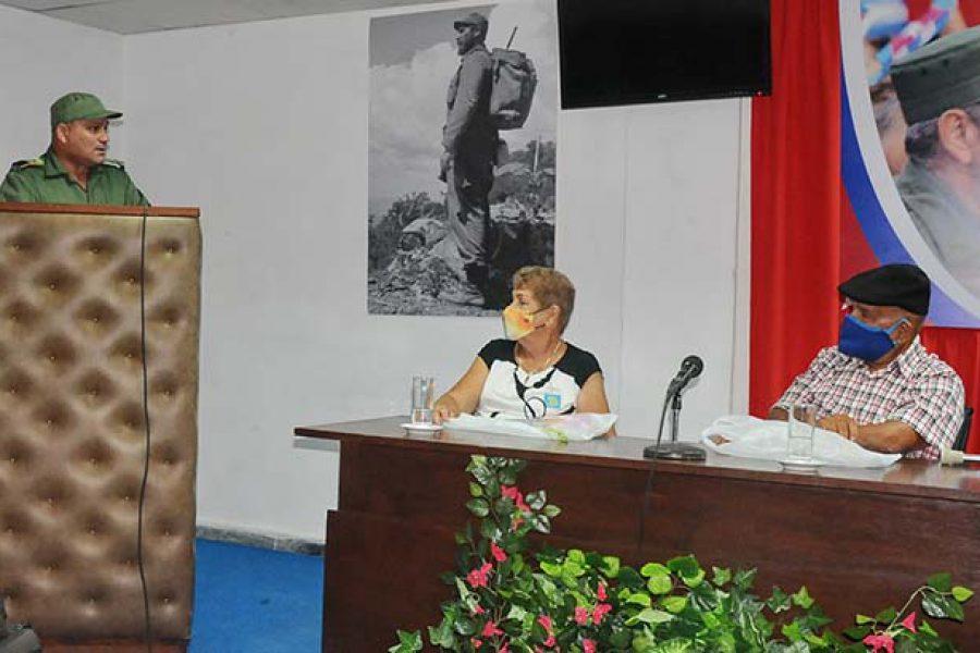 Encuentro e intercambio de la UJC con la generación del 60.Foto Yoandris Delgado Matos (4)