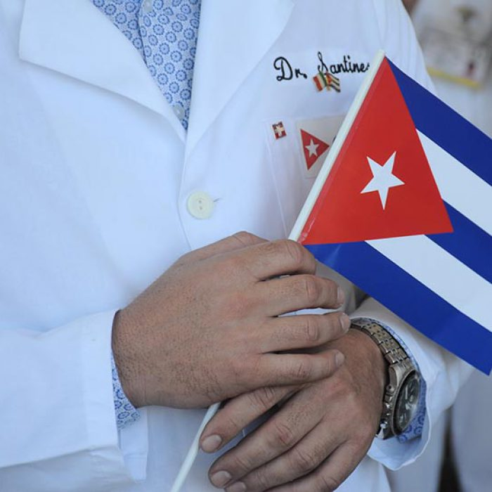Llegada al territorio de médico internacionalista, fotos Yesmanis Vega Ávalos_1
