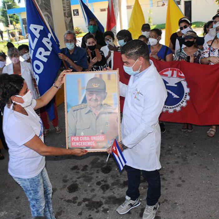 Llegada al territorio de médico internacionalista, fotos Yesmanis Vega Ávalos_4