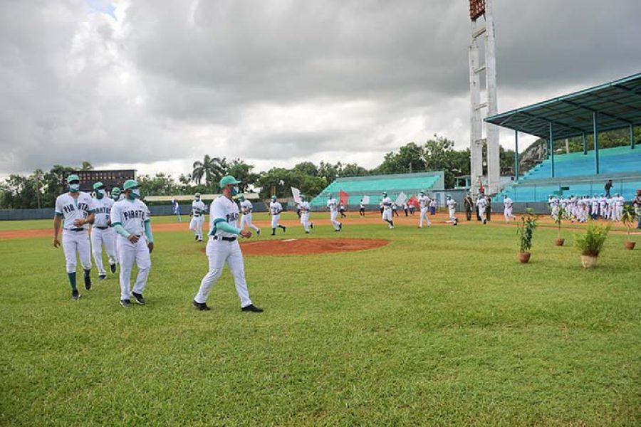 Abanderamiento equipo de béisbol IJ.Fotos Yoandris Delgado Matos (24)