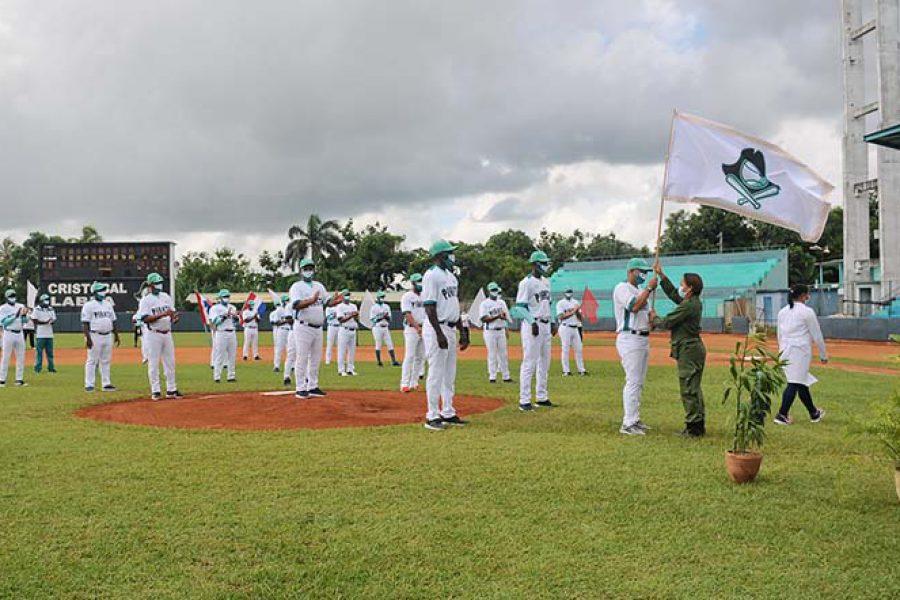 Abanderamiento equipo de béisbol IJ.Fotos Yoandris Delgado Matos (26)