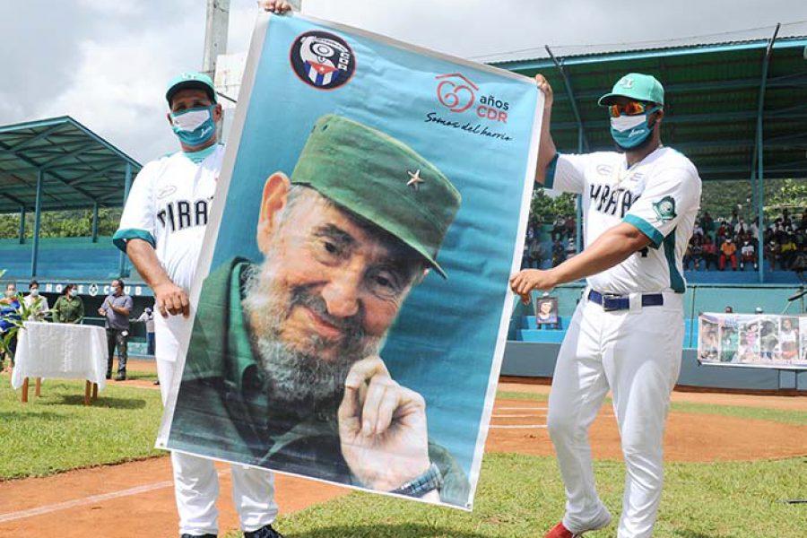 Abanderamiento equipo de béisbol IJ.Fotos Yoandris Delgado Matos (30)