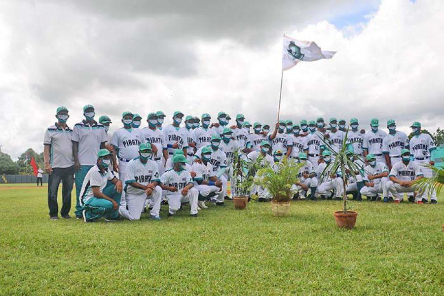 Abanderamiento equipo de béisbol IJ.Fotos Yoandris Delgado Matos (32)