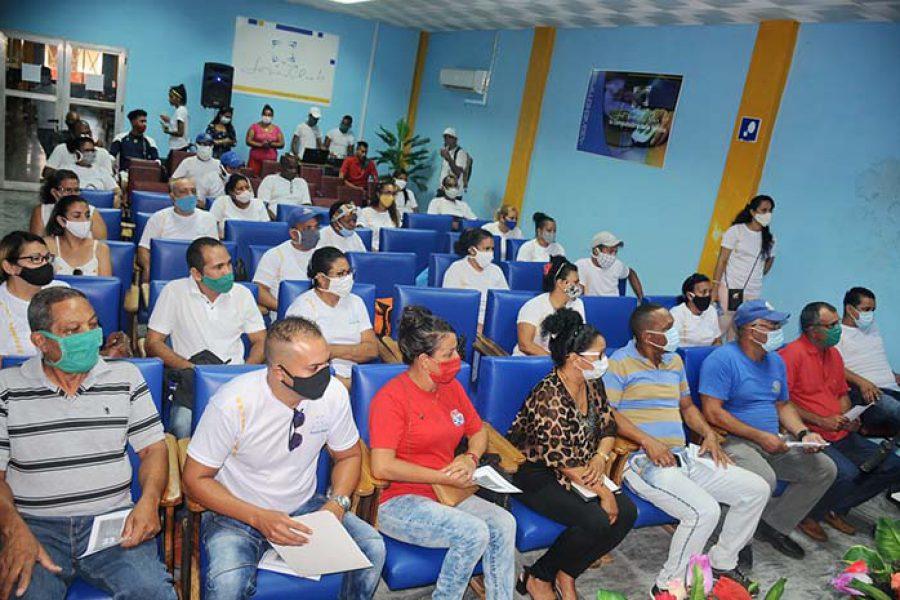 Aniversario 33 de los Joven Club de computación.Fotos Yoandris Delgado Matos. (1)