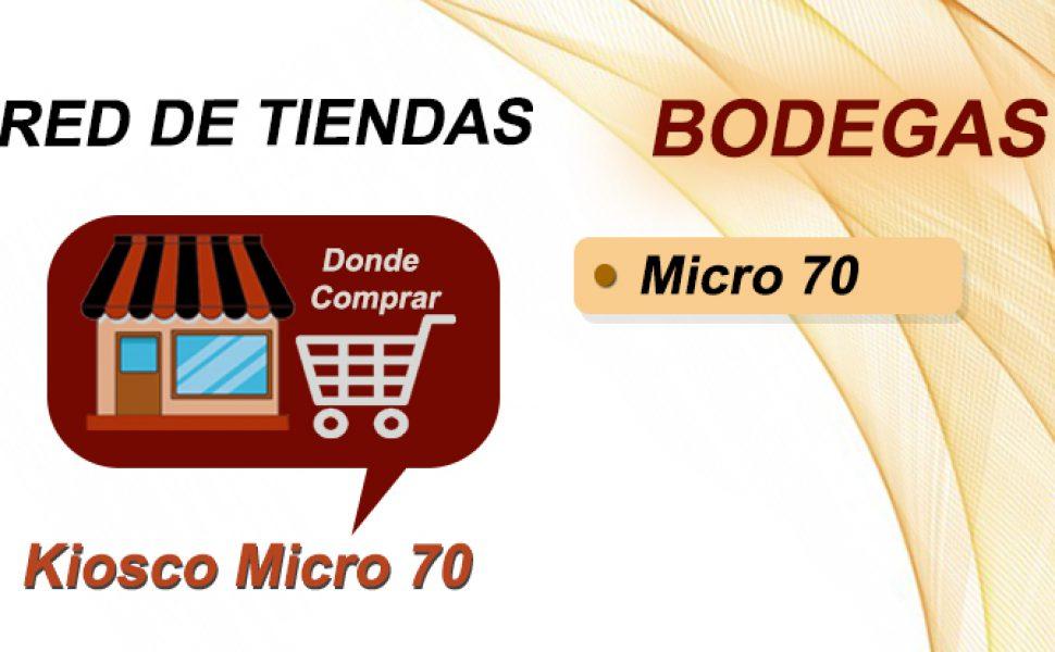 Kiosco Micro 70
