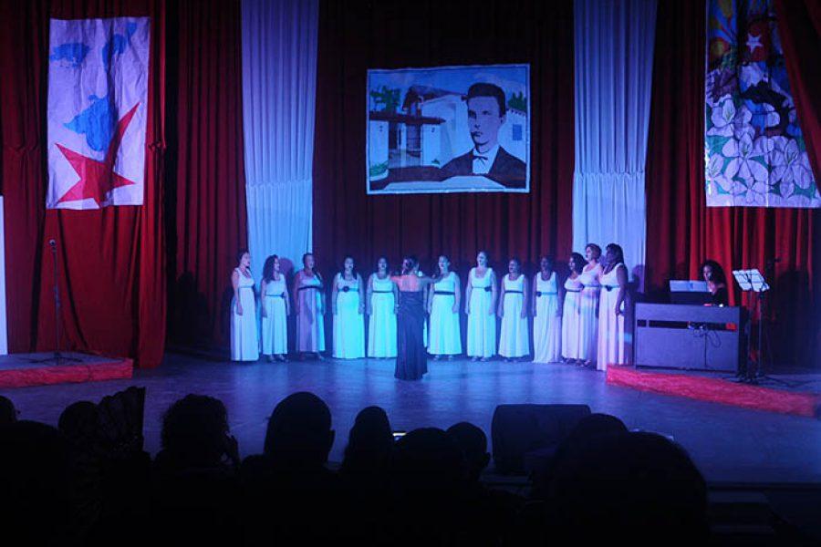 Gala cultural Martiana.Fotos Yoandris Delgado Matos (2)