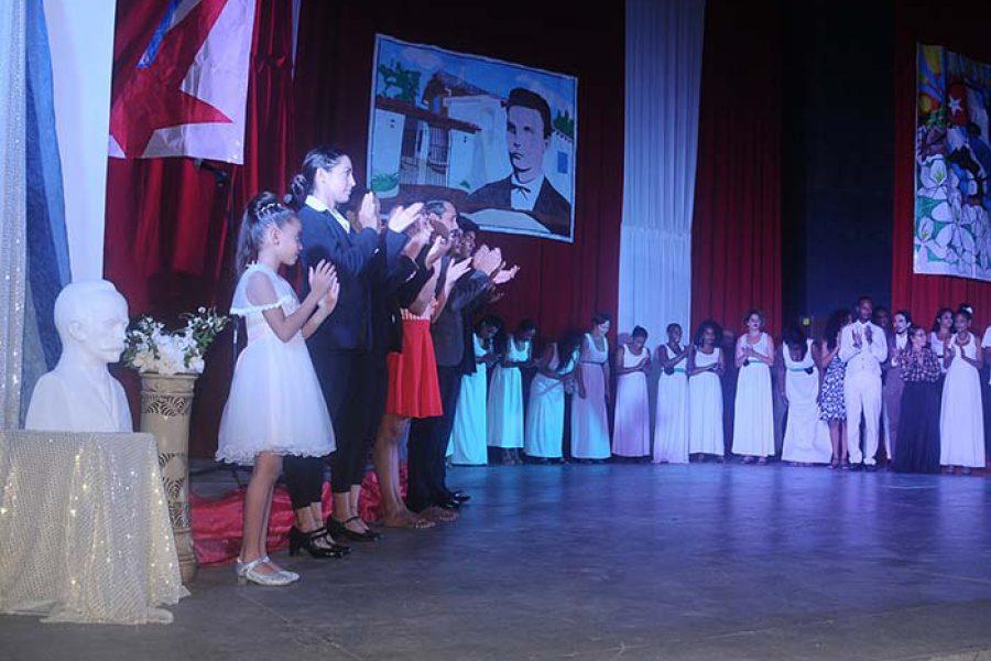 Gala cultural Martiana.Fotos Yoandris Delgado Matos (7)