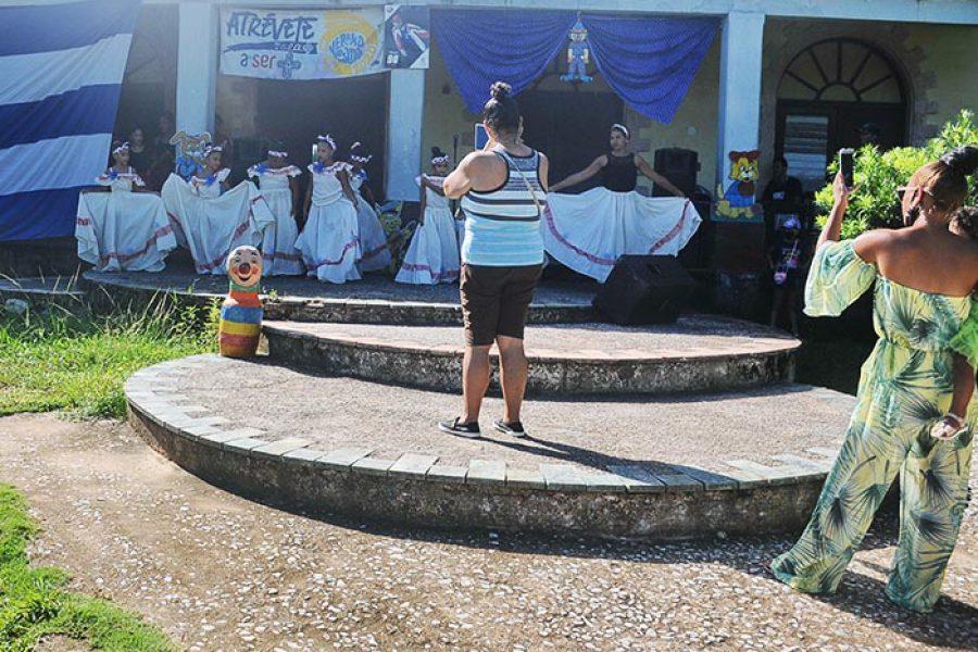 Inicio de la jornada cultural.Fotos Yoandris Delgado Matos (7)
