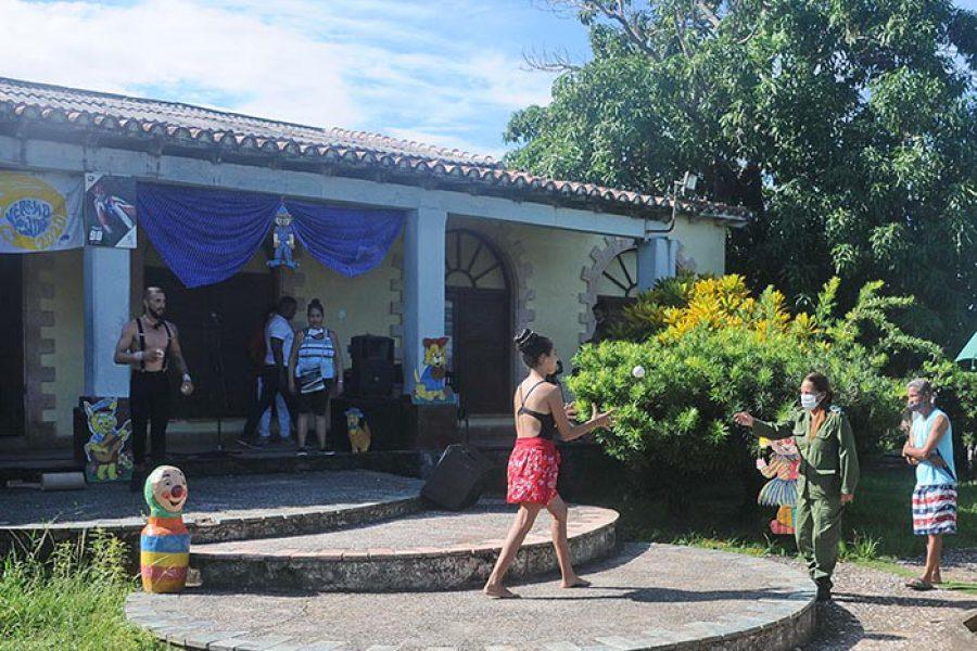 Inicio de la jornada cultural.Fotos Yoandris Delgado Matos (8)